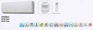 Fujitsu aircon - Hi-spec Design model