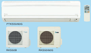 daikin inverter single split FTKS50 & FTKS60