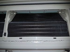 air conditioning service company (aircon not cold DIY checking 6-1)