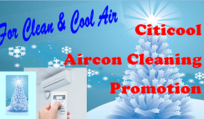 aircon servicing promotion or aircon servicing deal
